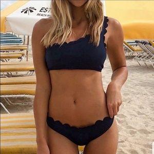 NWT Navy bikini